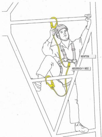 szkolenia wysokościowe - Dostęp budowlany